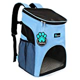 Dog Backpack - what a great way to carry your dog! Dogsized