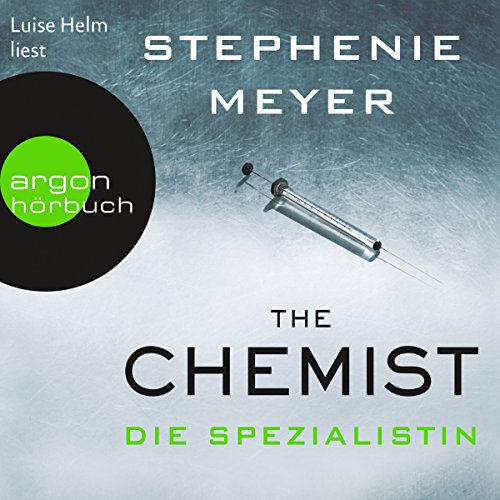 The Chemist - Die Spezialistin audiobook cover art