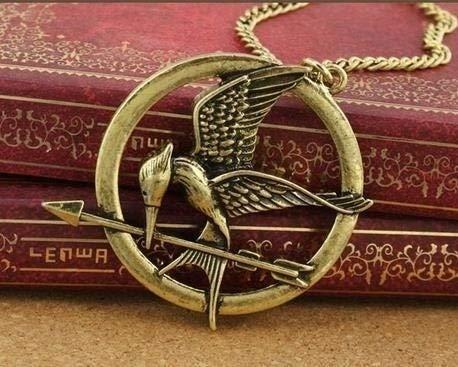 moahhally Collar Inspirado en Mockingjay The Hunger Games