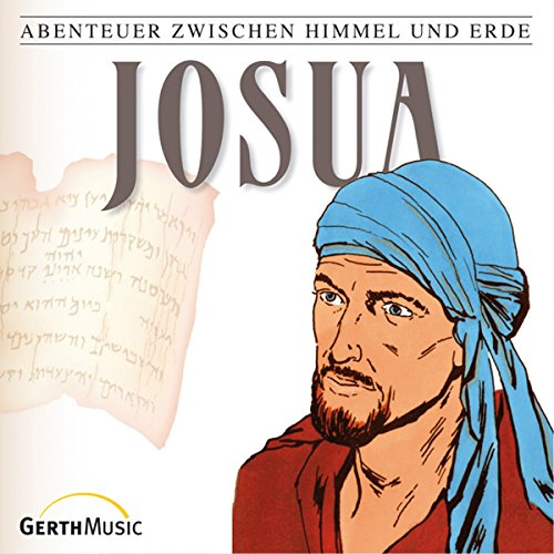 Josua audiobook cover art