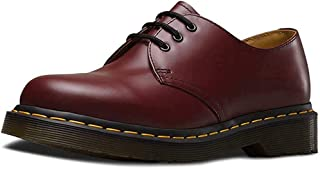 Dr. Martens DM11838600, Chaussures de Gymnastique Mixte, Rouge (Cherry Red Smooth), 44 EU (9.5 UK)