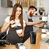 Zoom IMG-1 aigostar natural macinacaffe elettrico con