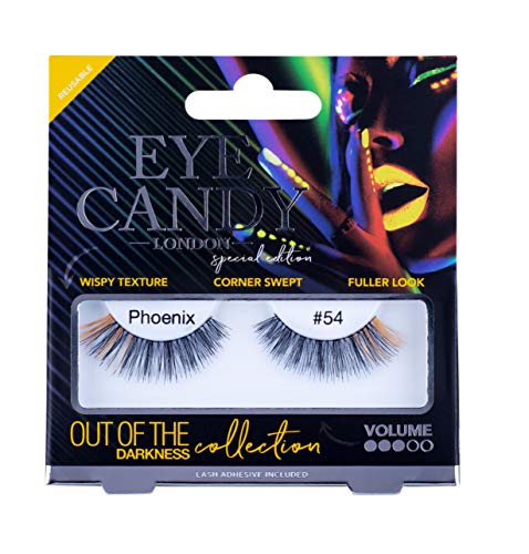 Eye Candy Out of the Darkness Faux Cils Phoenix 1 Unité