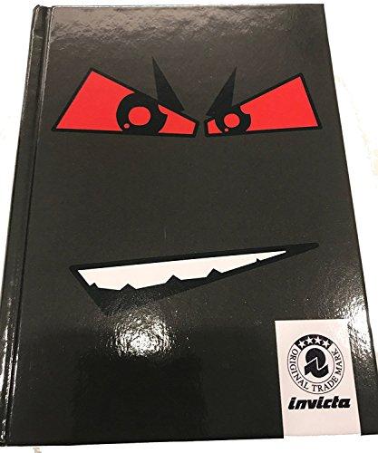 Seven Invicta Face - Agenda 2018, 15 x 11 cm, sin fecha,...