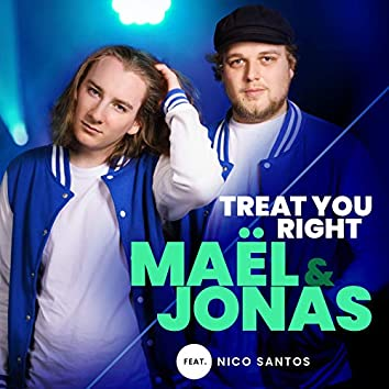 Treat You Right (From The Voice Of Germany)