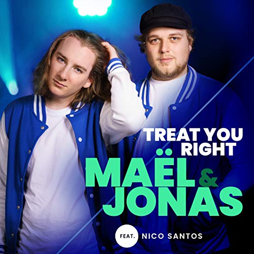 Treat You Right (From The Voice Of Germany) [feat. Nico Santos]