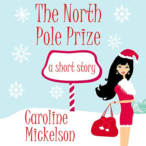 The North Pole Prize audiobook cover art