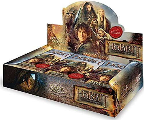nueva gama alta exclusiva Hobbit Desolation of Smaug Trading Cards Box by by by Cryptozoic Entertainment by Cryptozoic Entertainment  comprar nuevo barato