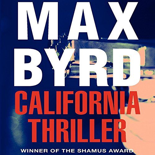 California Thriller audiobook cover art
