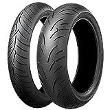 Bridgestone BT023 F TL - 70/70/R17 58W - C/C/70dB - Pneumatici Estivi (Moto)