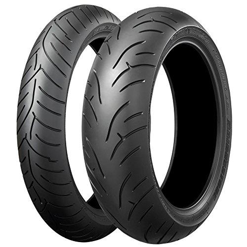 Bridgestone 3431-120/60/R17 55W - E/C/73dB - Ganzjahresreifen