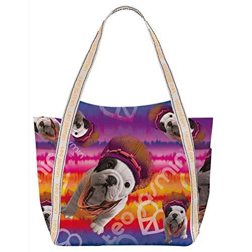 Téo Jasmin Maxi sac shopping Marley