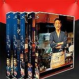 日本テレビ系「グルメシリーズ 深夜食堂」1+2+3+4+5+2 劇場版 小林薫 30枚組DVD