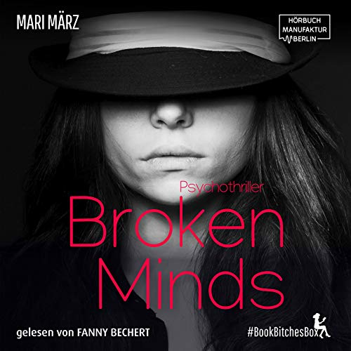 Couverture de Broken Minds