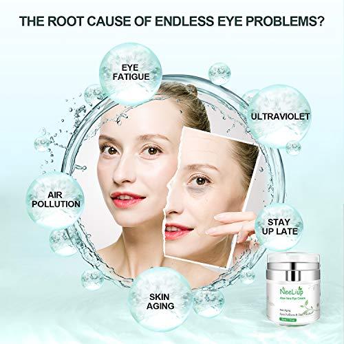 51kVfsa9iwL - Under Eye Cream - Eye Repair Cream Anti Aging & Dark Circle Eye Treatment Retinol Eye Cream