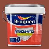 Bruguer Exterior Protect Revesimiento exterior Liso Extra Terracota 4 L