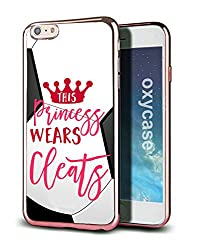 This Princess Wears Cleats Apple iPhone Custom Case