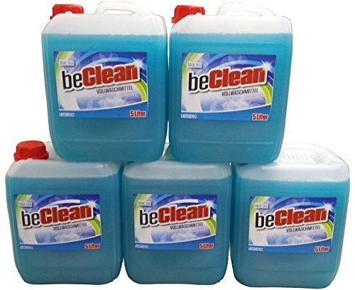 Flüssigwaschmittel blue sea 5x5l Kanister