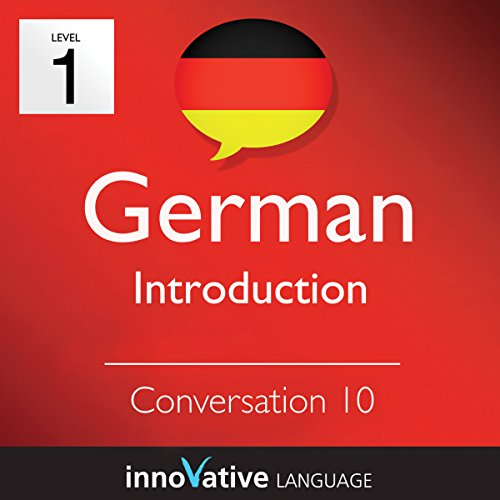 Beginner Conversation #10 (German) cover art