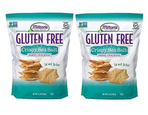 Milton's Gluten Free Crackers (Crispy Sea Salt)