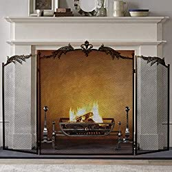 which is the best fire screen material in the world