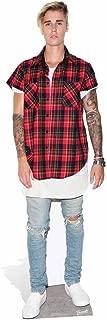 Justin Bieber Purpose Cardboard Cutouts 21 x 72in