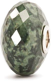 Trollbeads 80112 - Abalorio de Piedra y Plata de Ley