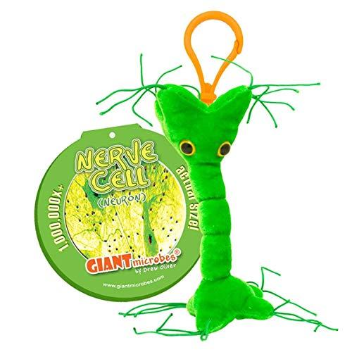 GIANTMICROBES Microbi Giganti Peluche CELLULA CEREBRALE