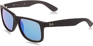 RB4165-622/55-55 Gafas de sol, negro, 0 Unisex