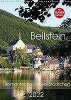 Beilstein - Romantisches Mosel-Staedtchen (Wandkalender 2022 DIN A3 hoch): Das Dornroeschen an der Mosel (Geburtstagskalender, 14 Seiten )