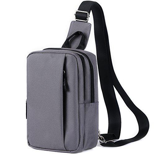 HawLander Chest Sling Bag for Daily BasisMini Size