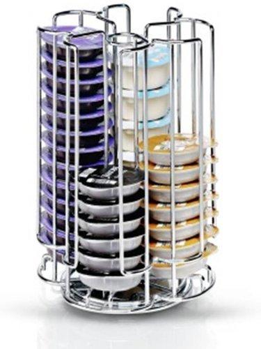 Tassimo Rangement pour capsules 52 compartiments