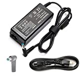 65W 19.5V Replacement AC Adapter Laptop Charger for HP Chromebook 11 14 G3 G4 G5 Probook 450 G3 G4 HP 15 15-d035dx 15-r029wm 15-f009wm 15-f023wm 15-f039wm Pavilion 15 au aw ab Series Power Supply
