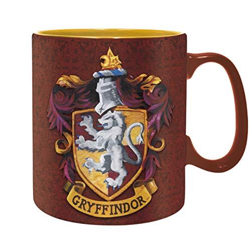 Harry potter - mug - 460 ml - gryffondor