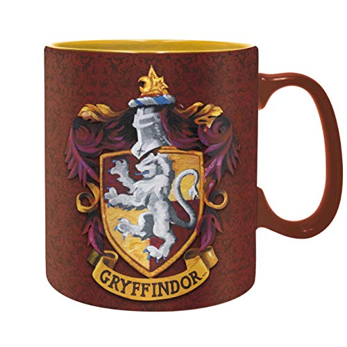 ABYstyle -HARRY POTTER - Tazza - 460 ml - Grifondoro