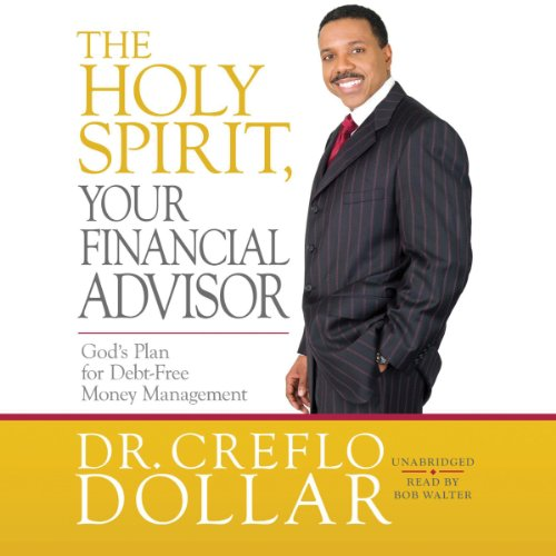 The Holy Spirit, Your Financial Advisor cover art