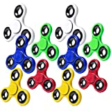Partituki Pack de 10 Metal Spinners. Excellente Idée de Cadeaux d'anniversaire pour...