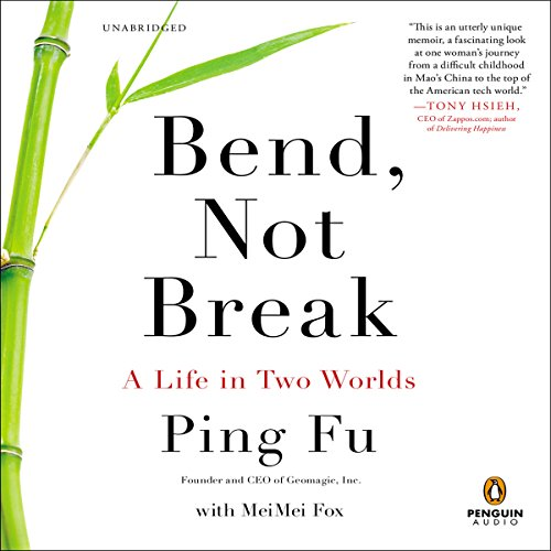 Bend, Not Break audiobook cover art