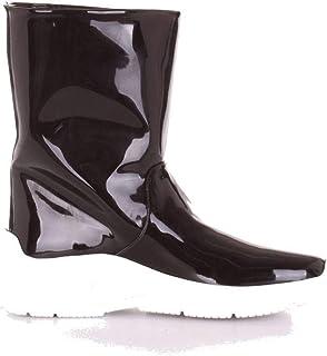MIU MIU Luxury Fashion Womens 5U297C3KPBF010 Black Ankle Boots | Season Outlet