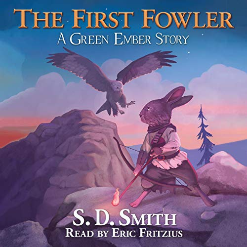 The First Fowler audiobook cover art