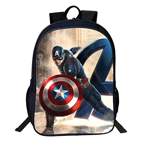 Children backpack Kinder Rucksäcke - 3D Hulk Printing Kids School Bag Leicht-Rucksack Für Boysand Mädchen - Geschenk - Saison School Geschenke D