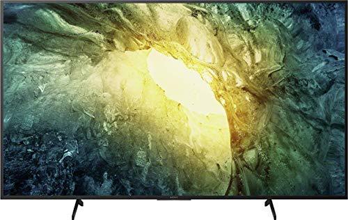 Sony KD55X7055, 4K Ultra HD, LED, Smart TV, 139 cm [55 Zoll] - Schwarz