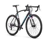 Raleigh Bikes RX 2.0 Cyclocross Bike, Black, 56cm/Large