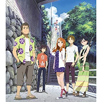 anohana-The Flower We Saw That Day The Movie-(Original Soundtrack)