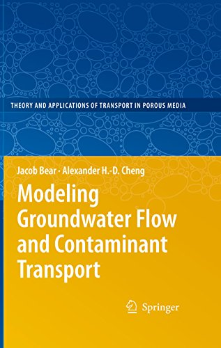 Modeling Groundwater Flow and Contaminant Transport (Theory and Applications of Transport in Porous