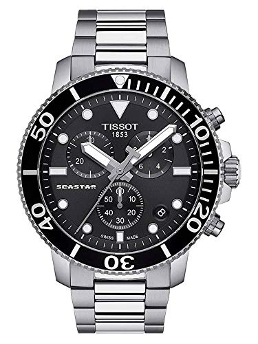Tissot T120.417.11.051.00 Seastar 1000 Chronograph Men's Watch