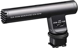 Sony Gun Zoom Microphone