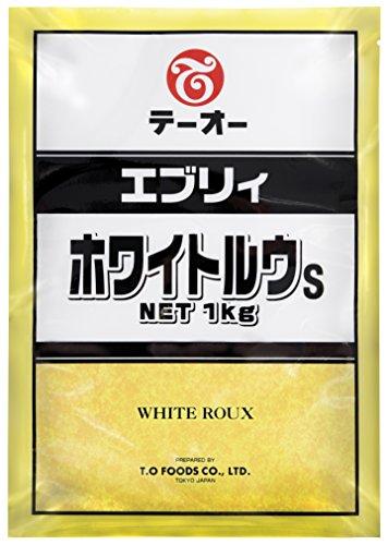 テーオー食品 エブリィ ホワイトルウS 1kg