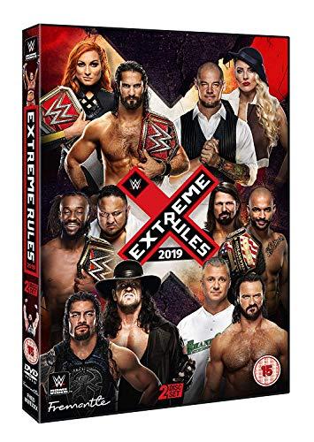Wwe: Extreme Rules 2019 (2 Dvd) [Edizione: Regno Unito]