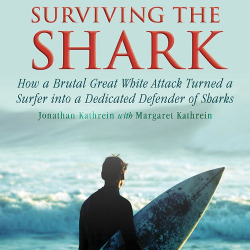 Surviving the Shark audiobook cover art